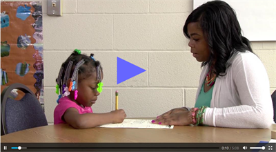 Video on what to expect at an early childhood screening